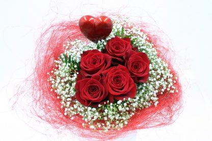 Bouquet San Valentin